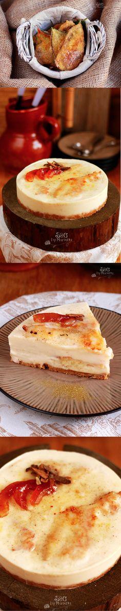 Tarta de paparajotes / http://sweetsandgiftsmarietta.com/