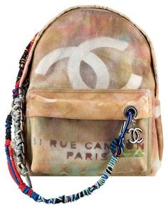 How the rucksack went from hiker's haven to fashion maven #chanel #backtoschool