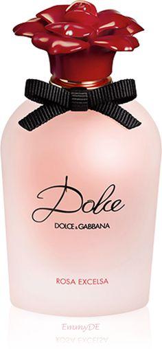 Emmy DE * Dolce & Gabbana 'Rosa Excelsa' #fragrance