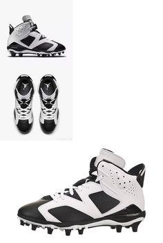 Men 159116: Nike Air Jordan 6 Vi Retro Td Football Cleats Sz 11 Men 645419
