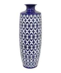 This Half-Moon Porcelain Vase is perfect! #zulilyfinds