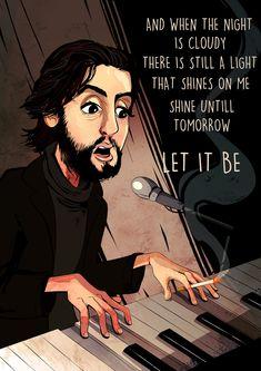 Beatles Quotes, Beatles Lyrics, Les Beatles, Beatles Art, Song Quotes, Music Lyrics, Music Quotes, Song Memes, Music Memes
