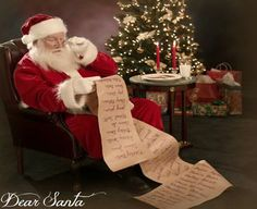 Share in what tops your Christmas wish list as Santa gears to come down your lane…