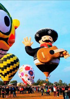 Flying Balloon, Love Balloon, Balloon Shapes, Balloon Rides, Hot Air Balloon, Albuquerque Balloon Festival, Macys Thanksgiving Parade, Sky Ride, Balloon Flights
