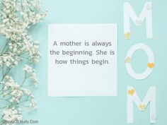 50 Short Mother's Day One Liners to Wish Her -