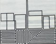 "oil on linen on panel, 22"" x 28"" (55.9 cm x 71.1 cm), 2009, © Thomas Nozkowski, courtesy Pace Gallery / Photo by Kerry Ryan McFate"