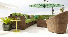 Sanibel Outdoor Lounge