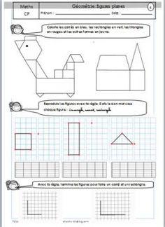 Geometrie CP : les figures planes et autres