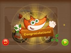 Tim the Fox is a free iPad kids jigsaw puzzle game for kids of age 3 or above to solve jigsaw puzzles. It consists of 12 jigsaw puzzles to play. Jigsaw Puzzles For Kids, Puzzle Games For Kids, Alphabet, Congratulations, Tiles, Ipad, Fox, Messages, Iphone