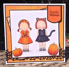 Spooky Wishes - Scrapbook.com