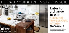 Architectural Digest Sweepstakes