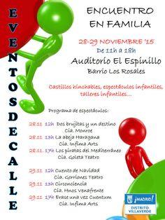 Gente de Villaverde: Vuelven las actividades infantiles al auditorio de...