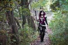 Morrigan Approves +2 (Dragon Age Cosplay)