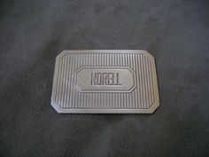 Vintage Norell Mirror 1970 by truthorwear on Etsy, $22.00