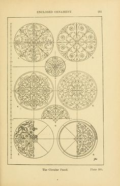 Handbook of ornament; a grammar of art, industr...