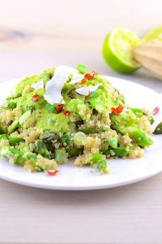 Vegan Spring Quinoa 2