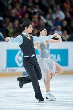 Tessa Virtue and Scott Moir(CANADA) Finlandia Trophy 2013