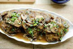 Gehakt in champignonsaus | Kookmutsjes