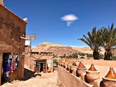 Locurile de intalnire din Maroc)