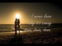▶ Jason Walker ft. Molly Reed - Down w/lyrics - YouTube I love this song.