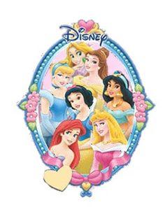 Princesas Disney (Todas Juntas) – Kit Completo com molduras para convites, rótulos para guloseimas, lembrancinhas e imagens! |Fazendo a Nossa Festa