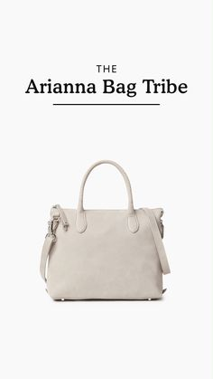 The perfect style to take you from day to night effortlessly, our Arianna Bag features a sleek yet spacious silhouette with zippers on the sides of the bag that can extend its width for more room. Handcrafted in Canada, it is designed with a top zipper closure, a back zipper pocket, interior pockets and an adjustable shoulder strap that is also removable for added versatility. Zippers, Shoulder Strap, Canada, Closure, Silhouette, Pockets, Night, Interior, Room