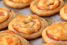 """Dubliner-Rosemary Palmiers from Christmas Flavors of Ireland: With the holiday season fast approaching, there's always room for a few new recipes for tasty little nibbles that seem so essential to any get-together, drinks party, or family dinner. These are all from my newest cookbook """"Christmas Flavors of Ireland,"""" and I'll be sharing more in the next few weeks."""