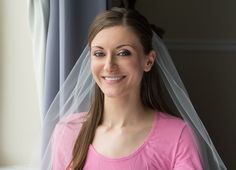 How to make a bridal veil // Learn how to make a simple bridal veil