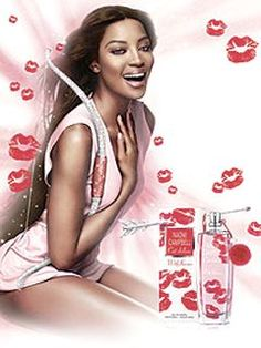 """Naomi Campbell is founder of """"Naomi Campbell perfume"""". She was described as """"first black super model For More Visit http://nimsdivine.com/women-fashion/naomi-campbell-perfume/"""
