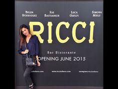 Belen Rodriguez, il suo ristorante, il Ricci, chiude !! - YouTube