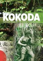 Kokoda cover image. Exploring the Second World War campaign in Papua New Guinea
