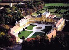 Hesterhazy Palace - Fertod, Hungary
