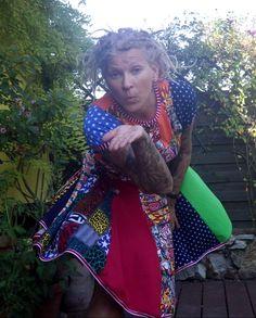 Handmade Einzelstück Kleid Rockabilly Fiefties Rockabilly, Saree, Fashion, Dress Skirt, Alternative, Moda, Fashion Styles, Sari, Fashion Illustrations