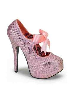 Pink Shoedazzle