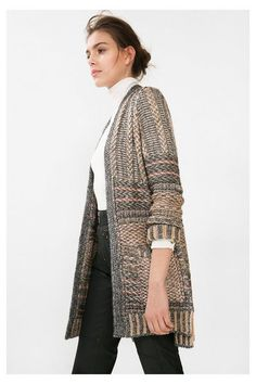 Winter cardigan - Ariadna Desigual. Discover the fall-winter 2016 collection. Free shipping and returns in-store!