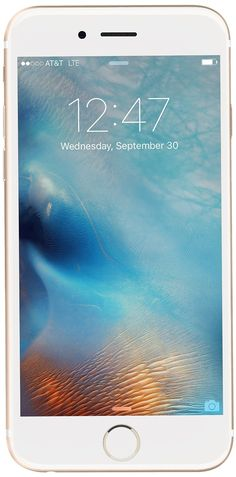 Apple iPhone 6s 32GB Unlocked GSM 4G LTE Cell Phone w/ 12MP Camera - Gold