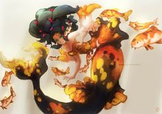 Art trade- fatpandalynn by hyamei on DeviantArt