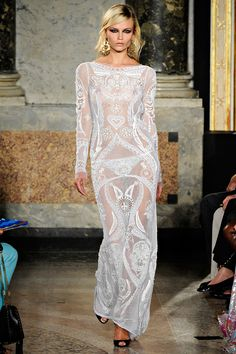 Emilio Pucci Spring 2012 RTW - Runway Photos - Fashion Week - Runway, Fashion Shows and Collections - Vogue