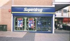 Image result for superdrug shop old