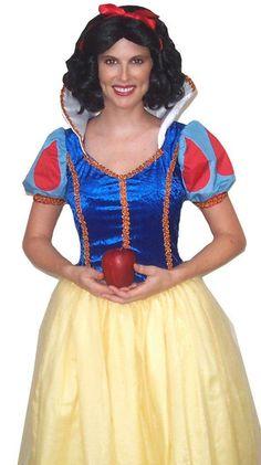 Snow White princess party, Metro Atlanta, GA. http://www.dreamfriends.net