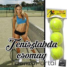 Teniszlabda - 3db egy csomagban Workout Pictures, Tennis Racket, Budapest