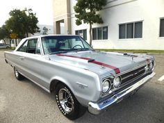 Displaying 1 - 15 of 28 total results for classic Plymouth GTX Vehicles for Sale. Plymouth Muscle Cars, Dodge Muscle Cars, Classic Motors, Classic Cars, 1969 Plymouth Gtx, Ford, American Muscle Cars, Hot Cars, Mopar