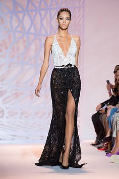 One of my favourite designers: Zuhair Murad - The Best Looks from the Couture Fall Winter 2015 Runway - Elle