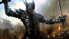 This HD wallpaper is about black knight digital wallpaper, warrior, fantasy art, representation, Original wallpaper dimensions is file size is Two Steps From Hell, Medieval Knight, Medieval Armor, Medieval Fantasy, Dark Fantasy, Fantasy Warrior, Dark Warrior, Hd Warrior, Warrior Images
