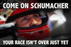 Our prayers go out to #MichaelSchumacher! Hang on in there! Hit the image to get the latest update on his condition...