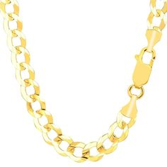 This yellow gold comfort curb chain offers a modern bracelet look. At a mm thickness, this chain bracelet is available in a Inch length. Includes a lobster clasp to uphold strength and comfort. Solid Gold, White Gold, Gold Chains For Men, Panzer, Karate, Link Bracelets, Diamond Cuts, Yellow, Lobster Clasp