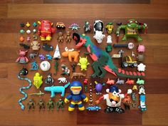 SUBMISSION: Personal Toy Collection by handsomecal