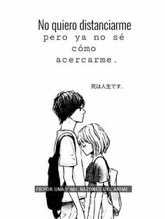 Spanish Phrases, Spanish Quotes, Tumblr Quotes, Me Quotes, Deep Thoughts, Beautiful Words, Picture Quotes, Love Story, Fun Facts
