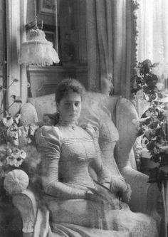 Tsarina Alexandra Feodorovna of Russia, c. 1900