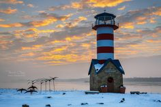 .:Grafton Lighthouse:. by RHCheng.deviantart.com on @deviantART